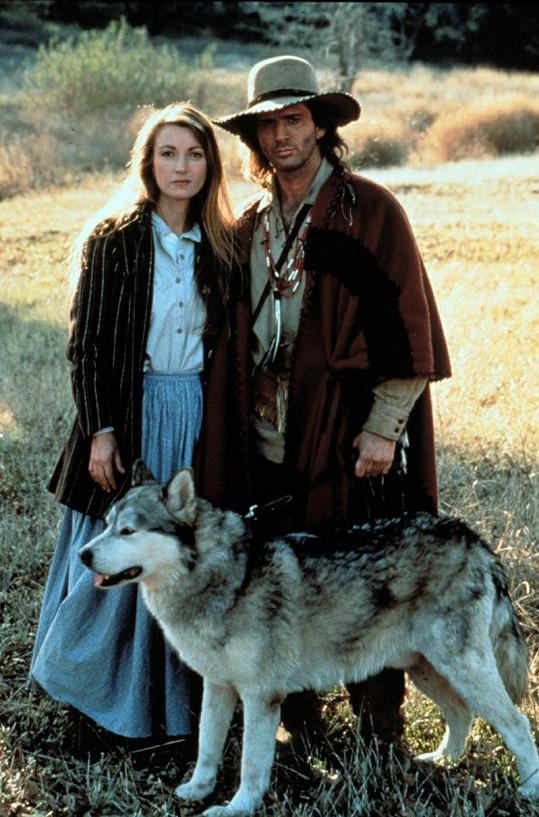 Seymour v seriálu Doktorka Quinnová s Joe Landem.