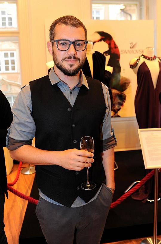 Jakub Polanka je světově uznávaný návrhář.