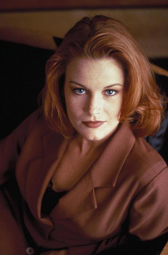 Laura v roce 1995.