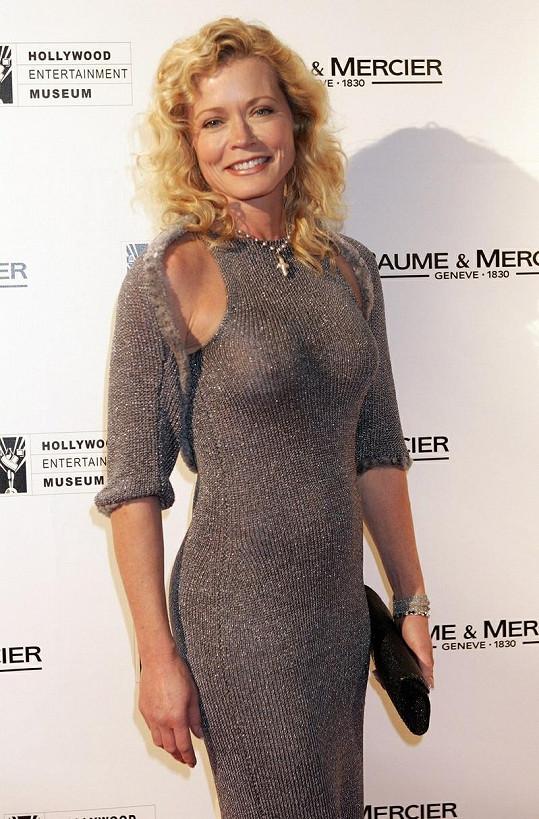Americká herečka na The Baume & Mercier 2005 Hollywood Legacy Awards.