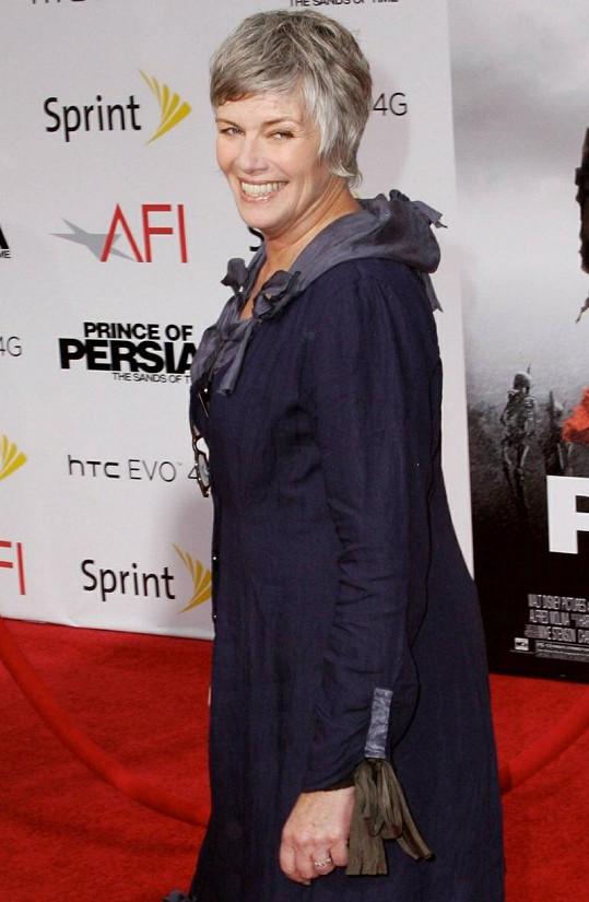 Kelly na premiéře filmu Prince of Persia v Los Angeles.