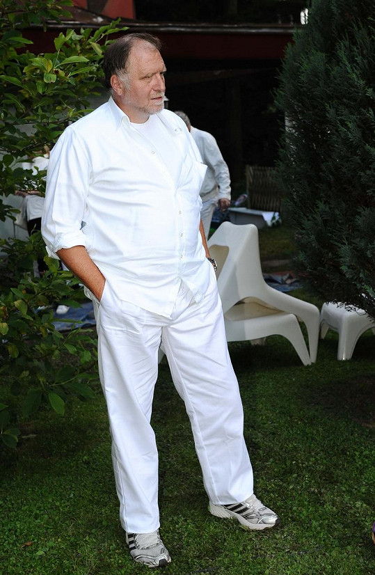 Na párty nechyběl mocný advokát Tomáš Sokol.