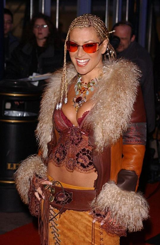 Anastacia v roce 2002.