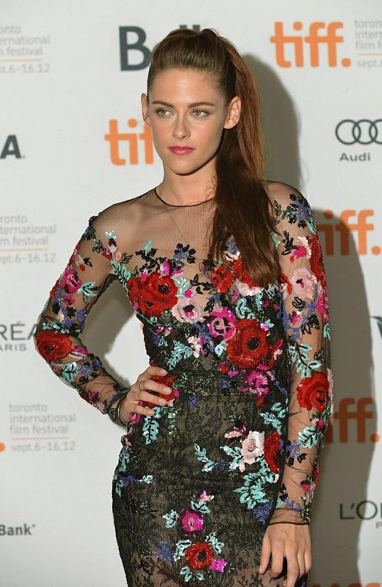 Kristen Stewart na Toronto International Film Festival.