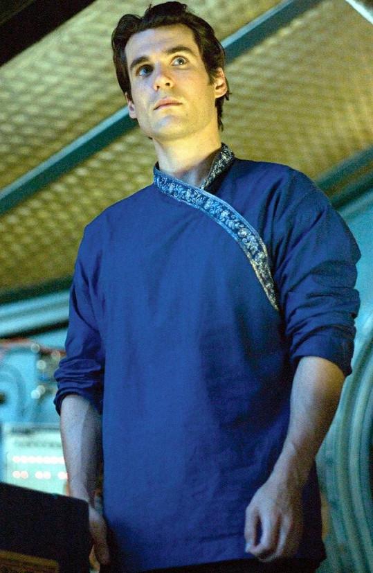 Sean ve snímku Serenity.