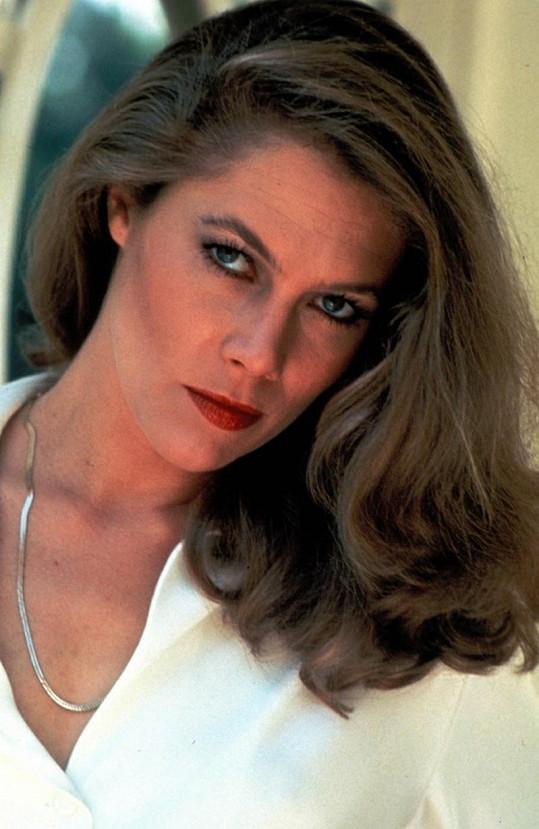 Kathleen Turner v roce 1981.