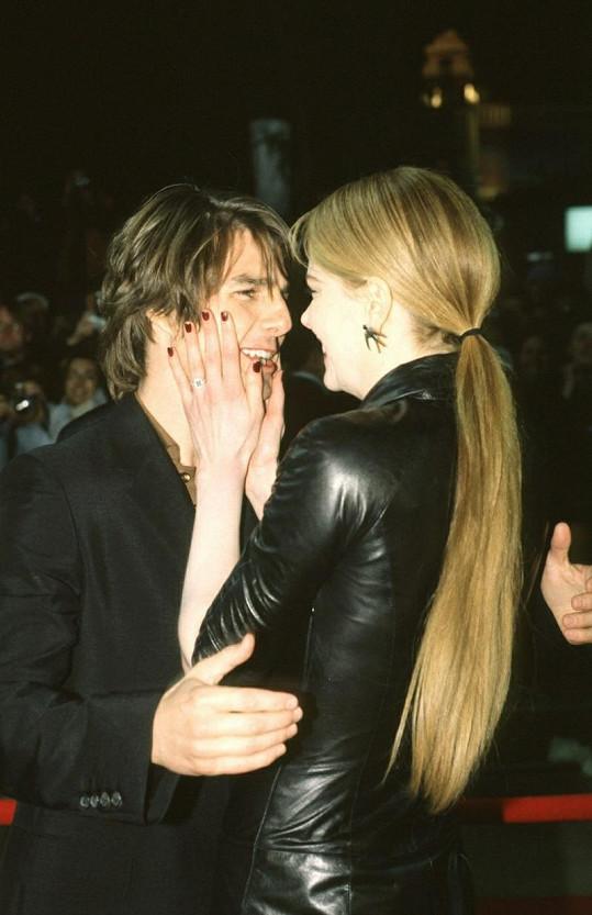 Nicole a Tom.