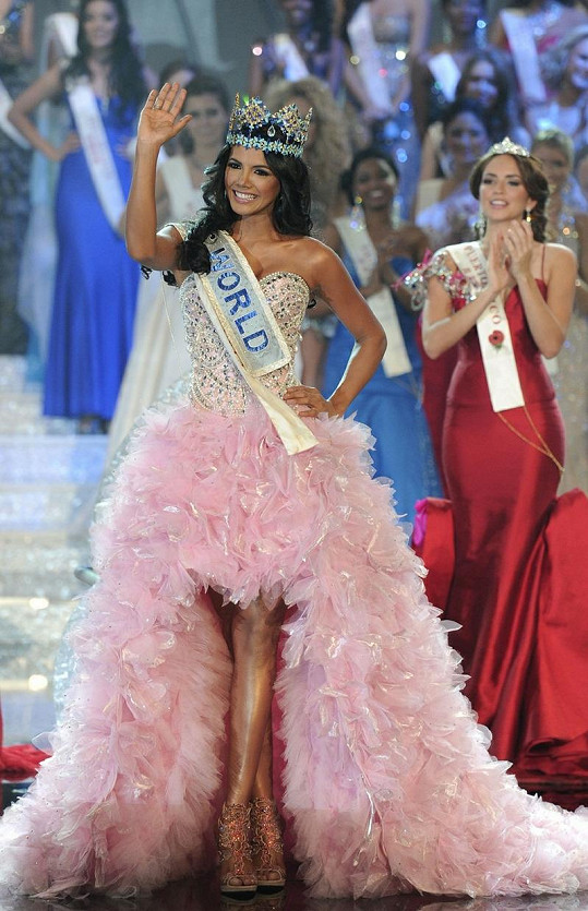 Ivian se stala Miss World 2011.
