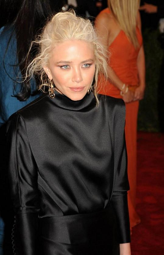 Půvabná Mary-Kate Olsen