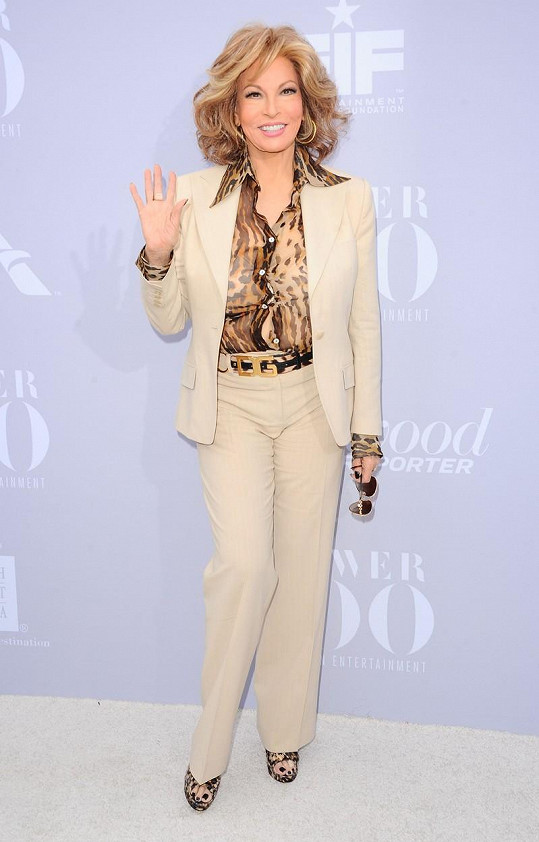 Herečka zavítala na akci časopisu The Hollywood Reporter.