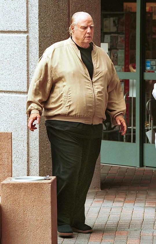 V pozdějším věku měl díky velkému apetitu sklony k obezitě.