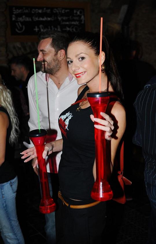 Tereza Zimová se proslavila v reality show Nevěsta pro milionáře.