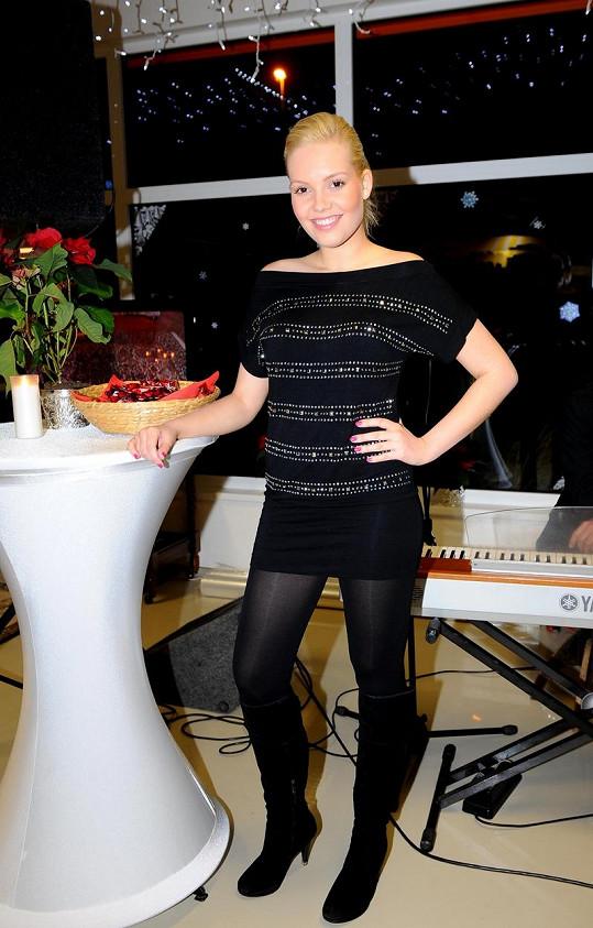 Markéta Poulíčková se bojí Mirových fanynek.