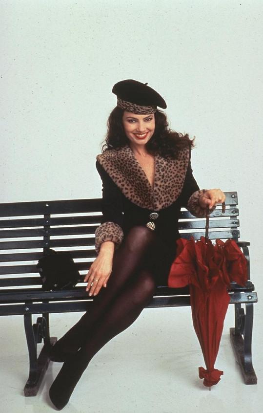 Fran Drescher jako Slečna Fine.