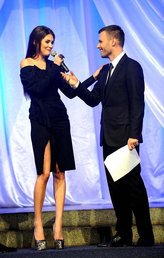 Hana Svobodová a Leoš Mareš jsou stále přátelé.