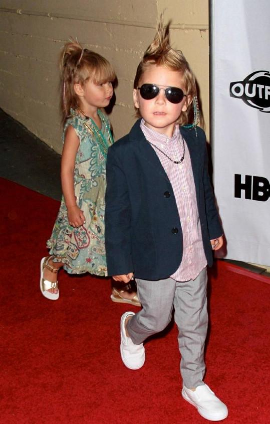 Stella a Liam.