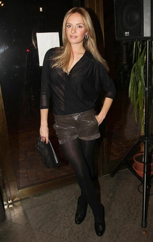 Taťána Kuchařová patří mezi nejúspěšnější české modelky.