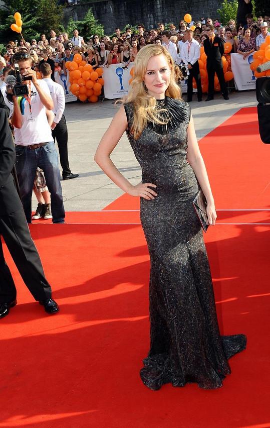 Aimee Mullins je opravdu překrásná.