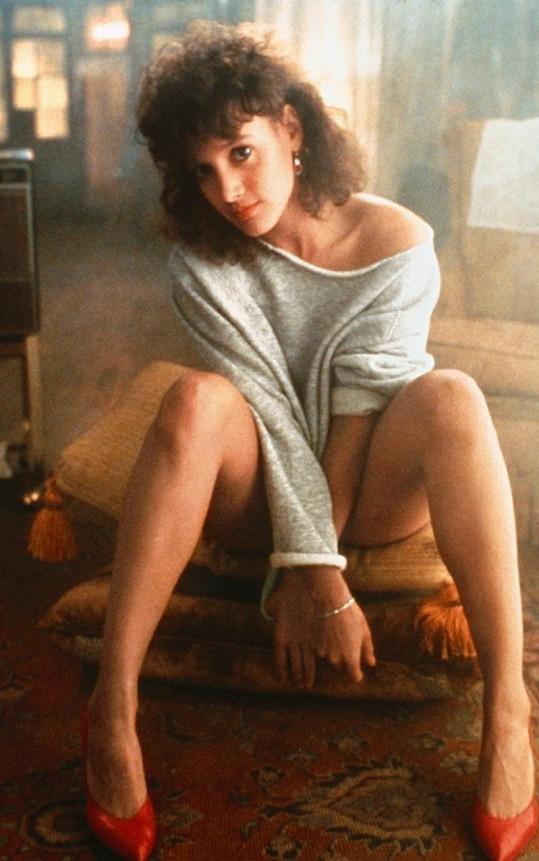 Jennifer Beals jako Alex Owens.