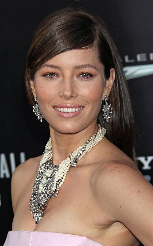 Jessica Biel patří k nejkrásnějším herečkám Hollywoodu.