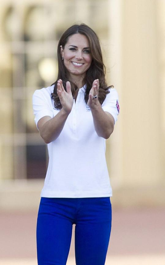 Kate Middleton má podle časopisu Vanity Fair módu v malíčku.
