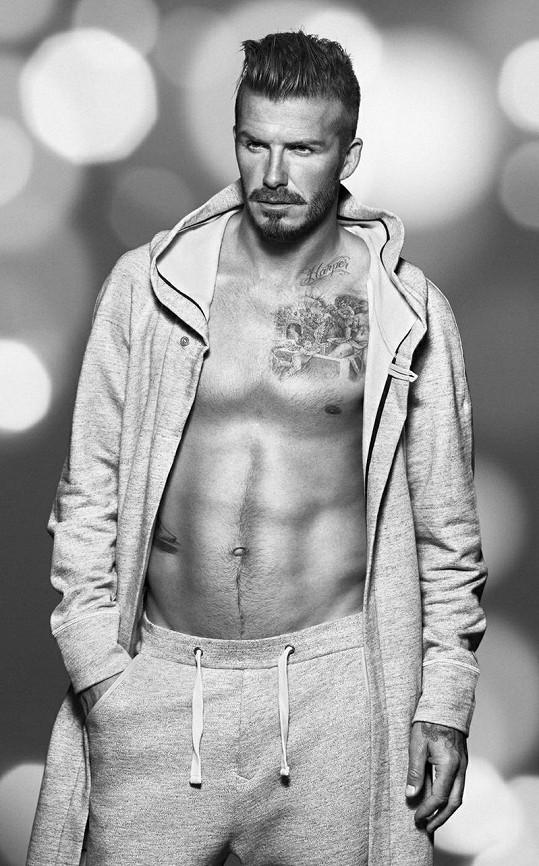 Beckhamova kolekce pro H&M.