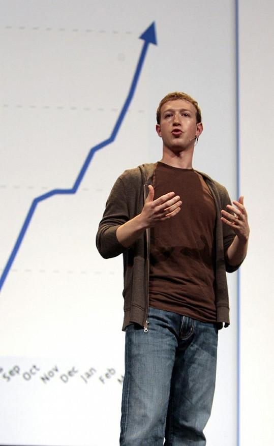 Mark na přednášce.
