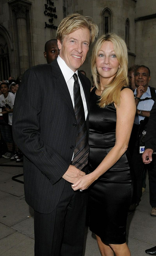 Heather Locklear a Jack Wagner.