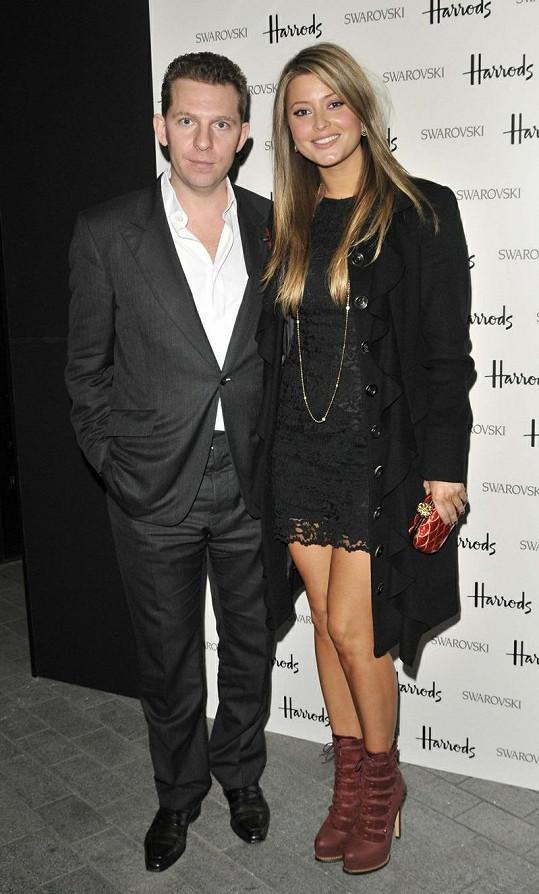Holly a Nick tvoří pěkný pár.