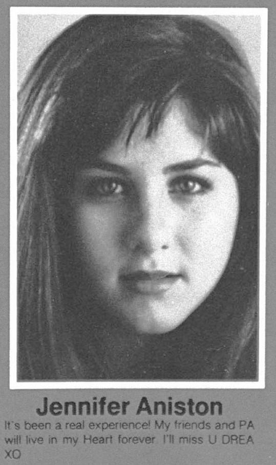 Jennifer prý měla jako mladá dívka ze svého vzhledu mindráky.