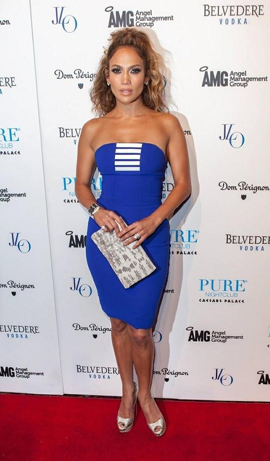 Jennifer Lopez v poslední době vypadá fantasticky.