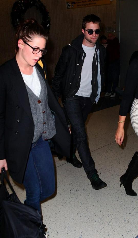 Kristen a Robert se k sobě nedávno vrátili.