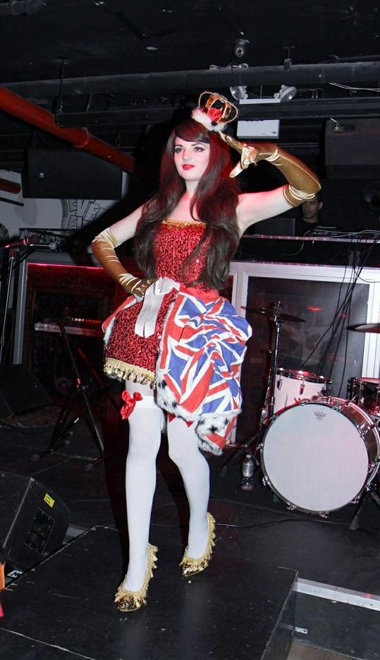 Tanečnice Katrina Darling