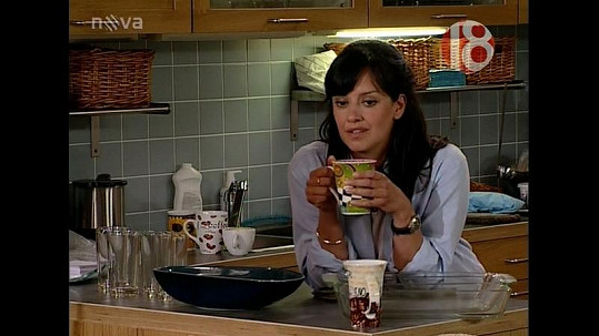 Tereza Brodská řadu let působila v seriálu Ulice, kam se prý opět vrátí.