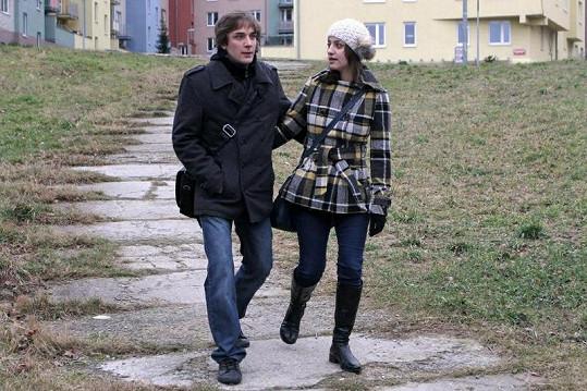 Petr Konáš a Petra Horváthová už zase natáčí.