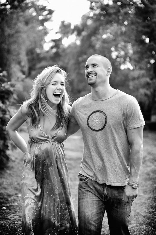 Lucie a Tomáš Plekancovi jsou jako reklama na štěstí.