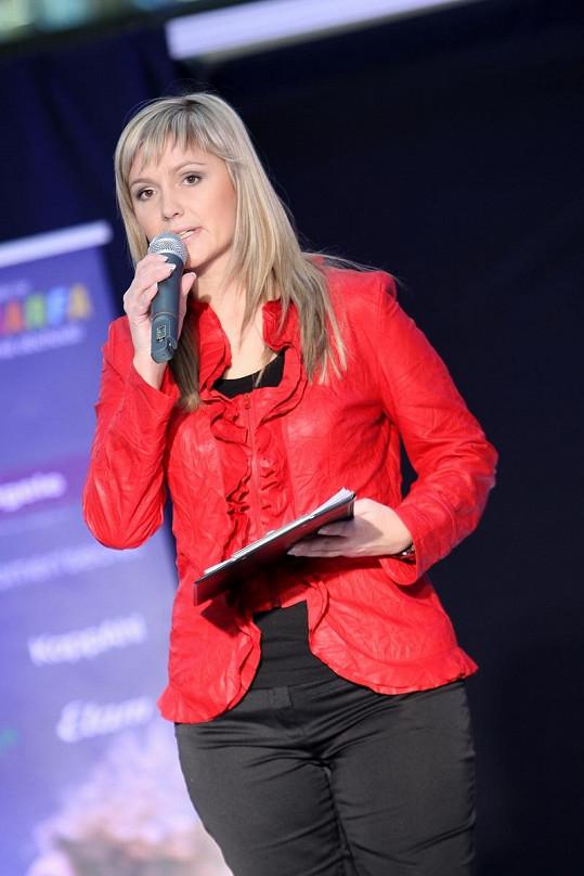 Akci moderovala Monika Žídková.