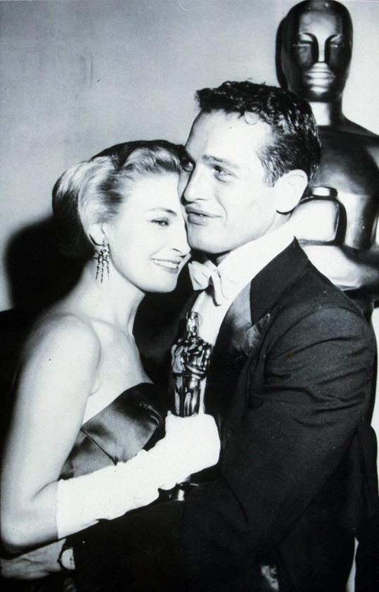 Jeho životní láskou byla jeho druhá manželka Joanne Woodward.