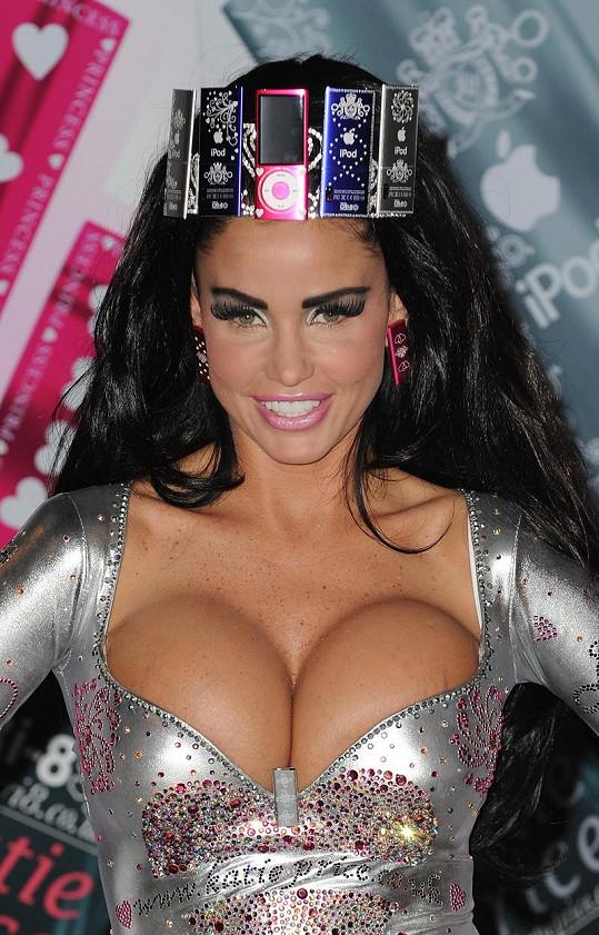 Katie Price v roce 2010