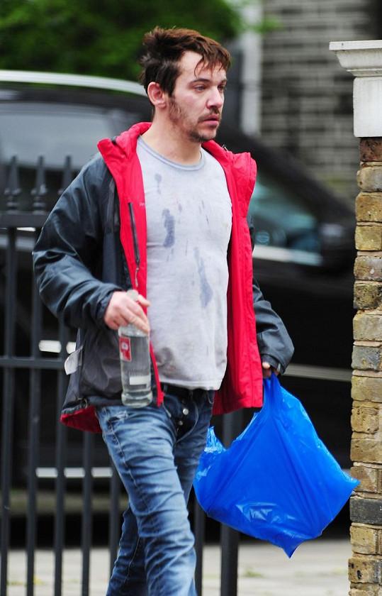 Na herce Jonathana Rhyse Meyerse byl před dvěma týdny smutný pohled.