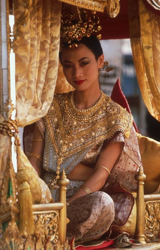 Ling v roce 1999 v romantickém filmu Anna a král.
