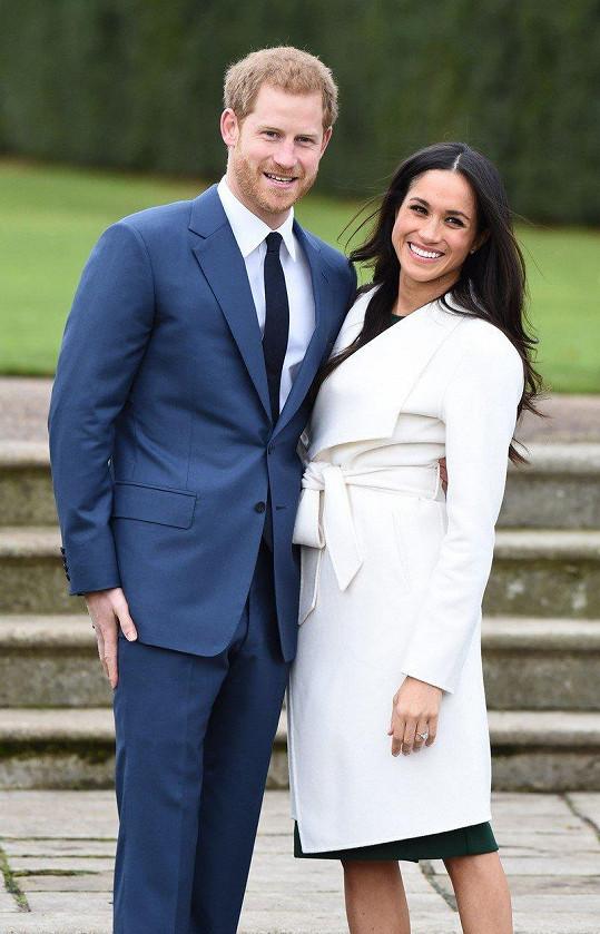 Budou mít Harry a Meghan holku, nebo kluka?