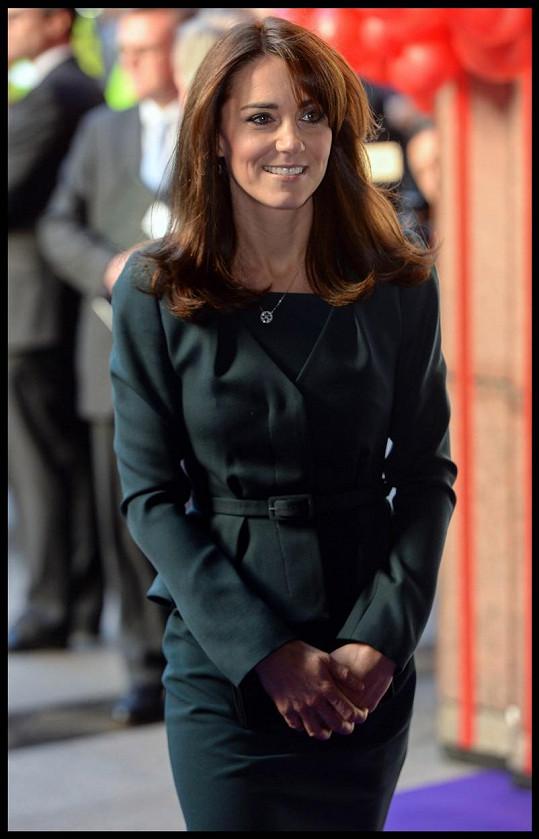 Líbí se vám nová Kate?