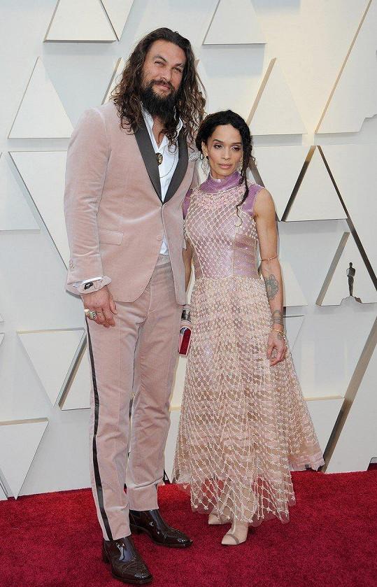 Jason Momoa a Lisa Bonet