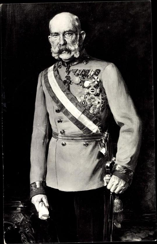 Skutečný František Josef I.