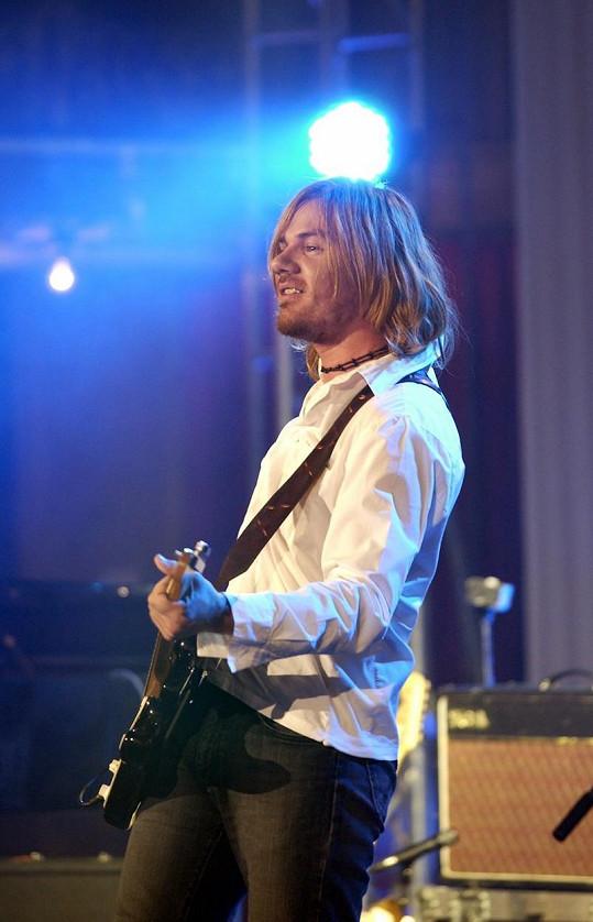 Rok 2005 - tehdy působil v kapele Ready Kirken, jejímž byl zakládajícím členem.