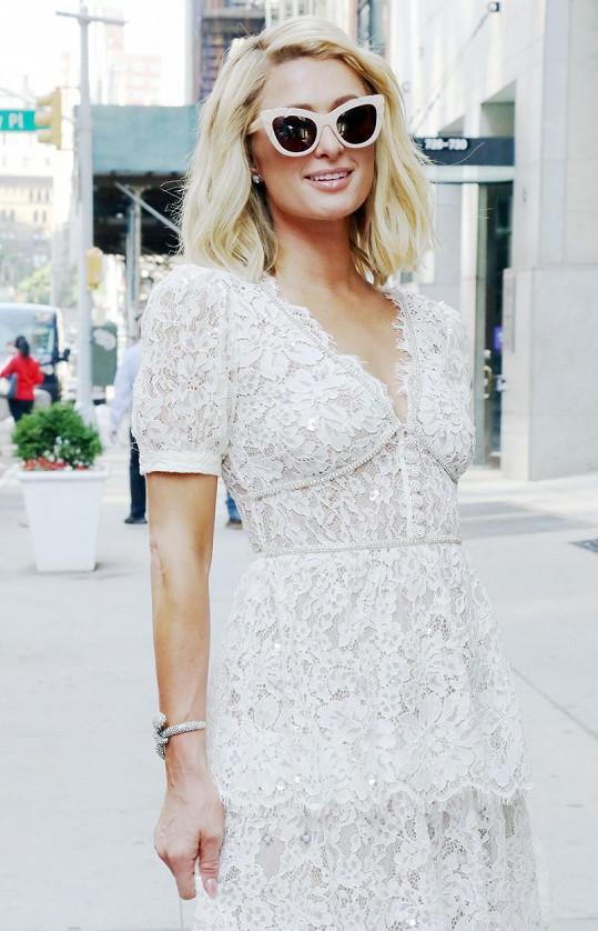 Paris Hilton vyvrátila spekulace o těhotenství.