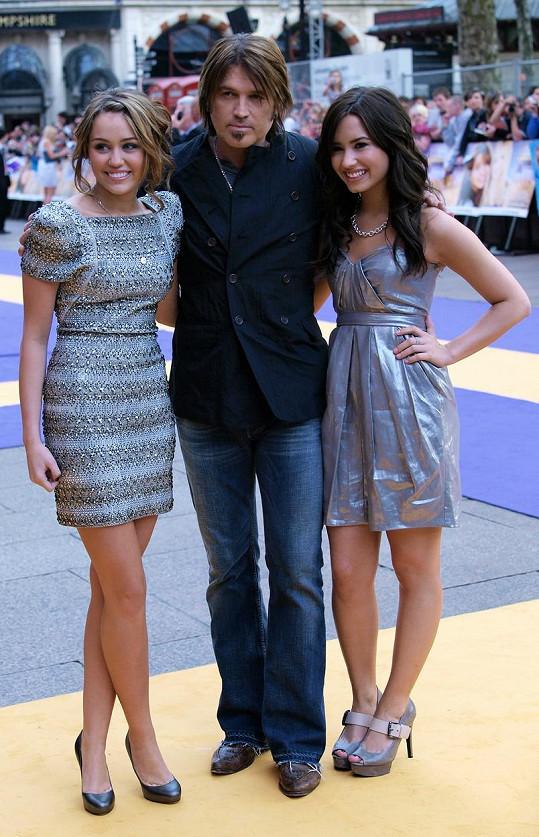 Lovato začínala stejně jako Miley Cyrus na Disney Channelu.