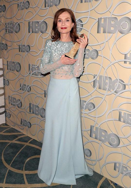 Francouzská herečka porazila hollywoodské hvězdy.