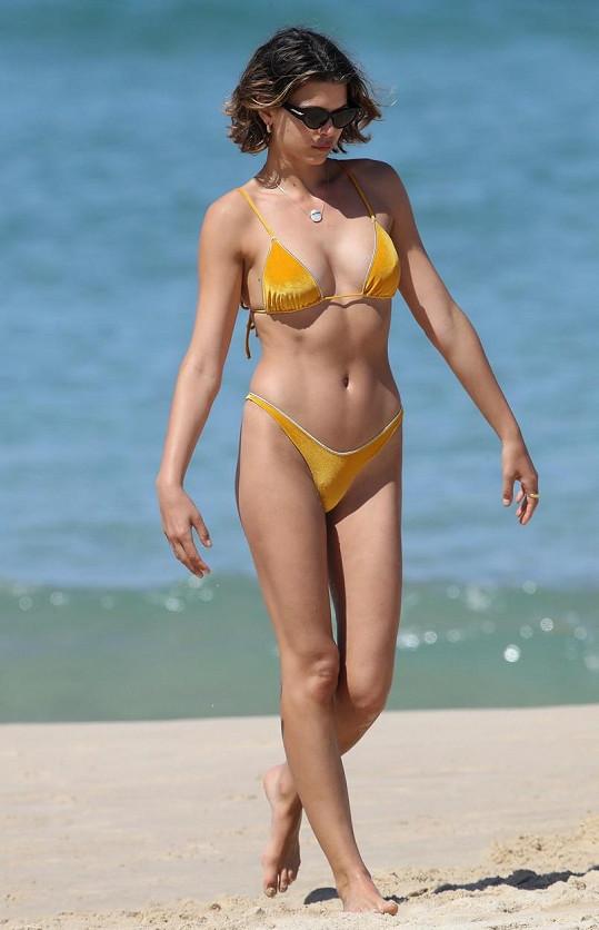 Georgia Fowler je modelkou Victoria's Secret.